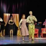 Photo compagnie la barcarolle bellegarde sur valserine pièce de théâtre vive le roi