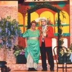Photo compagnie la barcarolle bellegarde sur valserine pièce de théâtre la guinguette à suzon