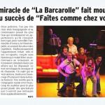 Compagnie la Barcarolle